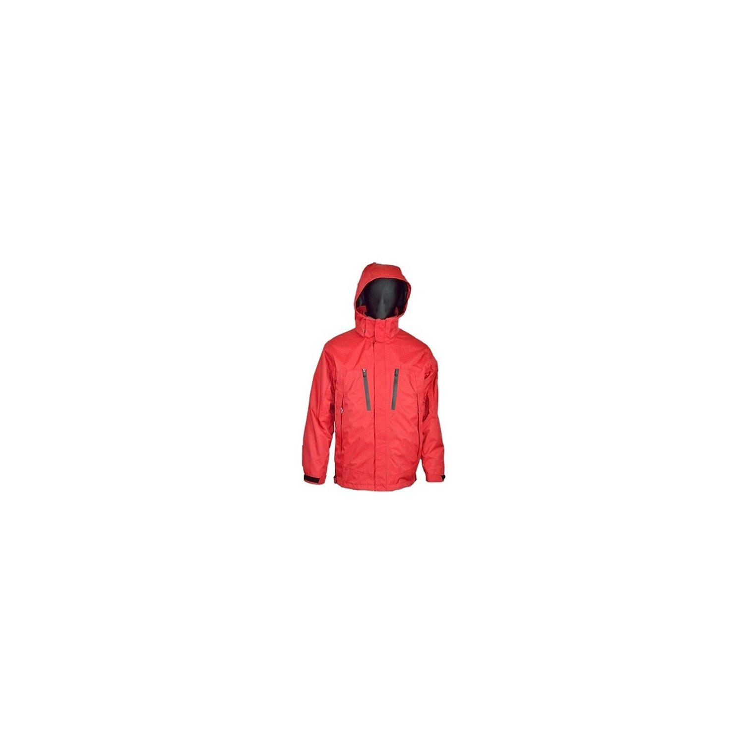 SERIE 24-7 PARKA 3IN1 RED ELEMENT